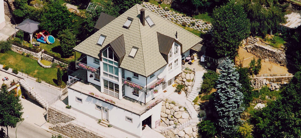 Wohnhaus Schonach 1996