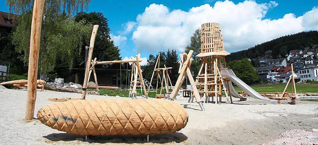 Kurpark Schonach